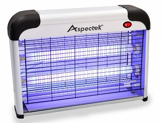 Best Fly Killer: Aspectek 20W 6000sqft Coverage Electronic Indoor Commercial