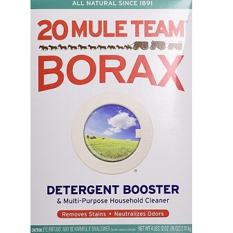 How to Kill Roaches: Borax 20 Mule Team Detergent Booster