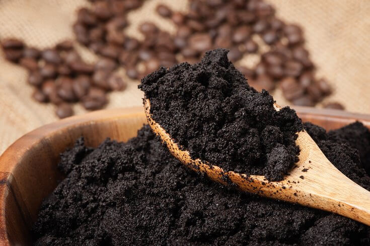 How to Get Rid of Mosquitoes Inside with Coffee Grounds