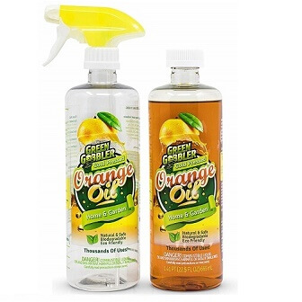 How to Kill Termites: Orange Oil Spray