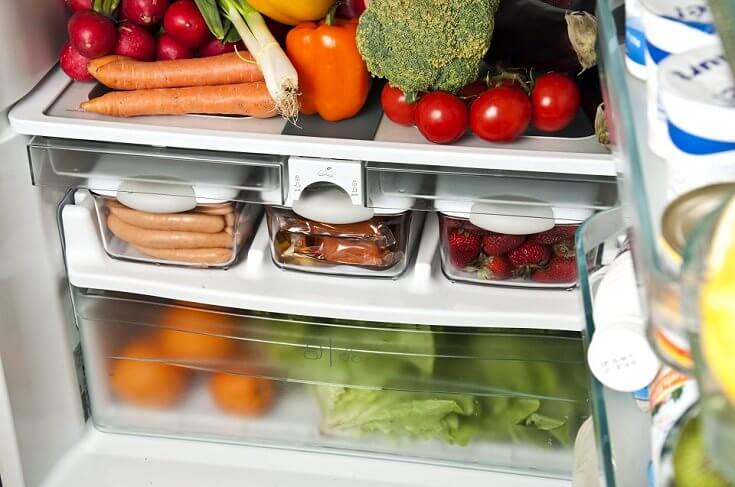 Store Foods Properly